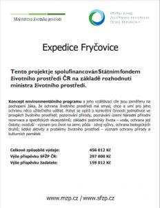 Expedice Fryčovice