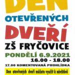 Pozvánka - ZŠ Fryčovice